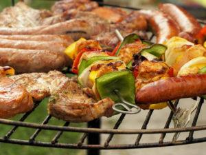 Barbecue entreprises Un chef au Bureau