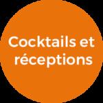 bouton cocktails et réceptions