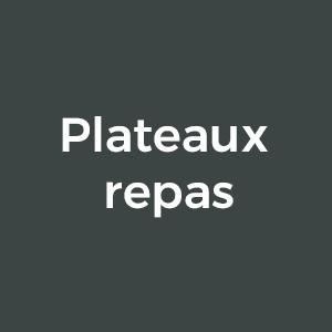 Bouton plateaux repas