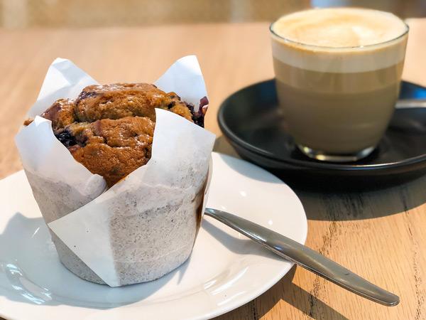 Pausé café ou thé un chef au bureau